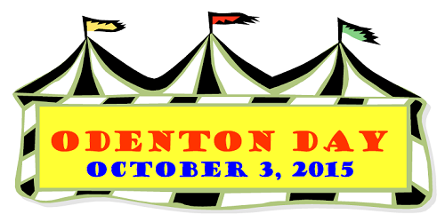 Look for Us at Odenton Day 2015